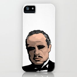 Mr. M iPhone Case