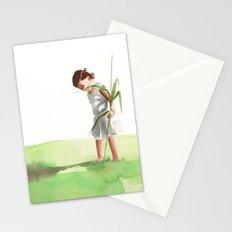Llum interior II Stationery Cards