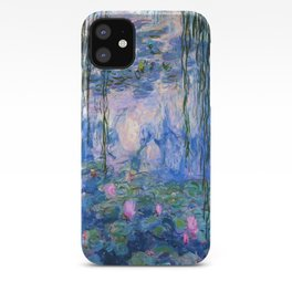 Water Lilies Monet iPhone Case