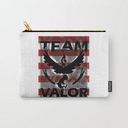 Team Valor Strip Carry-All Pouch
