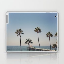 Manhattan Beach Pier Laptop & iPad Skin