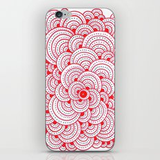 Dot Cluster 2 iPhone & iPod Skin