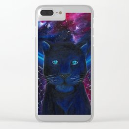 The Mystic Clear iPhone Case