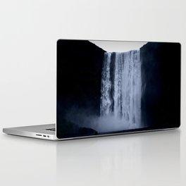 skogafoss Laptop & iPad Skin