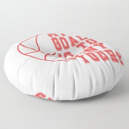 """Grab it if you understand it!Think its the right tee for you?Have it now! """"My Goal Is To Deny Yours! Floor Pillow"""