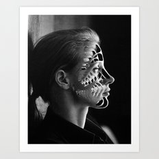 Reversion (2017) Art Print