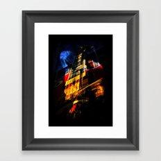 Kinetic Framed Art Print