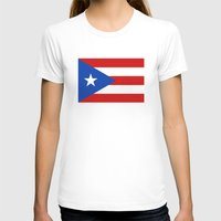 puerto rico T-shirts featuring Puerto Rico by McGrathDesigns