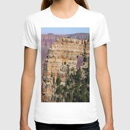 Angel's Window At Cape Royal Grand Canyon T-shirt