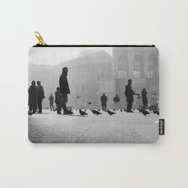 Duomo Square - Milan- Italy Photo by Andrea Scuratti Carry-All Pouch
