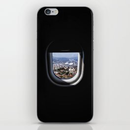 Marseille France from my Seat iPhone Skin