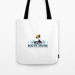 South Shore - Long Island. Tote Bag