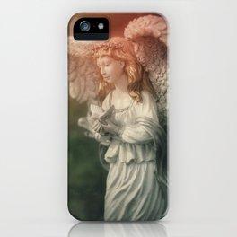 Healing Angel iPhone Case