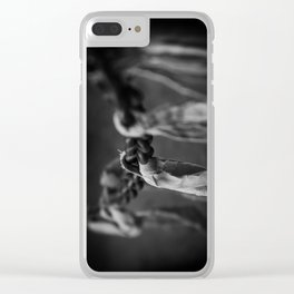 Strength Clear iPhone Case