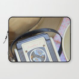 All He Left Behind Laptop Sleeve