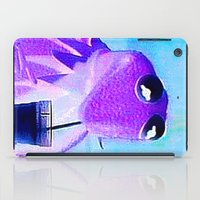 kermit iPad Cases featuring Lac by GiovZz.