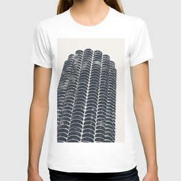 Chicago Architecture, Marina City, Chicago Wall Art, Chicago Art, Chicago Photography, Canvas Art T-shirt