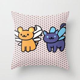 Clow Atsume Throw Pillow