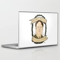 dwight Laptop & iPad Skins featuring Dwight Schrute by Rhian Davie