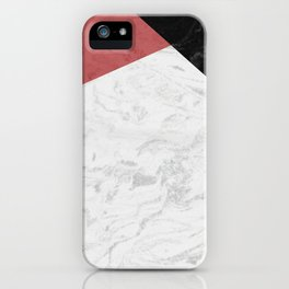 MARBLE SUPERIOR iPhone Case