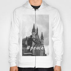 Soldier and cathedral Hoody
