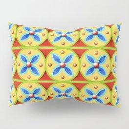 Heraldic Stripe Pillow Sham