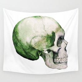 Skull 06 Wall Tapestry