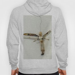 Flying Angel by Annalisa Ramondino Hoody