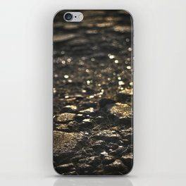 Bokeh Rocks iPhone Skin
