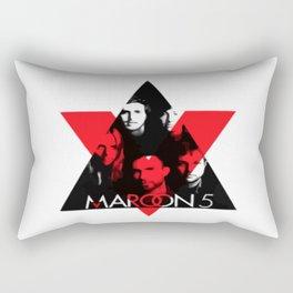 maroon5 Rectangular Pillow