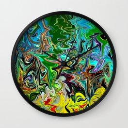 B-Dazzled Wall Clock