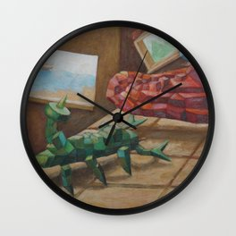 """Magic"" Wall Clock"