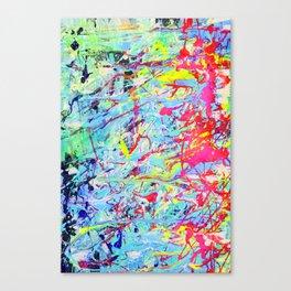 Unicorn Vomit Canvas Print