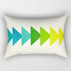 Arrows I Rectangular Pillow