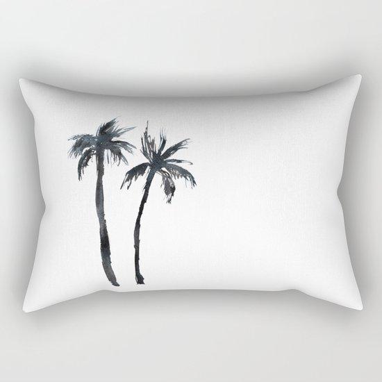 Alone together Rectangular Pillow
