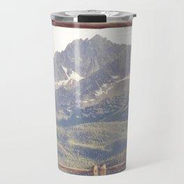 Western Mountain Ranch Travel Mug