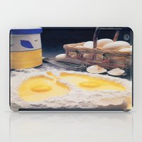 eggs iPad Cases featuring Eggs by Richard McGee