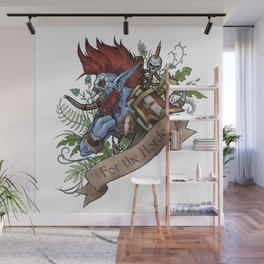 Warchief Wall Mural