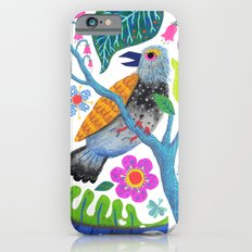 Bird Botanical Slim Case iPhone 6s