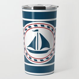 Sailing boat Travel Mug