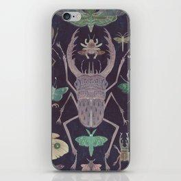 Entomologist's Wish (The Neon Version) iPhone Skin