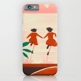 Soul Sisters iPhone Case