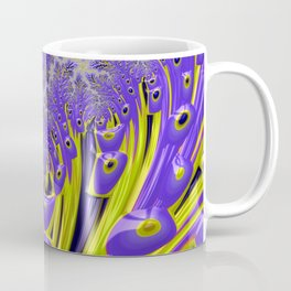 Purple People Eater Invasion Coffee Mug