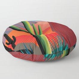 Gringo Pass Floor Pillow