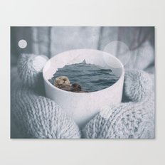 Otta Have A Cup Canvas Print