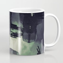 Space port Coffee Mug