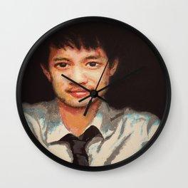 Osric Chau Wall Clock
