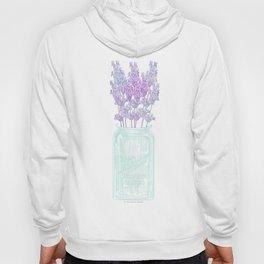 Lavender in Mason Jar Hoody
