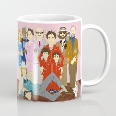 Royal Tenenbaums Family Portrait  Mug