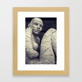 Magic Woman Framed Art Print